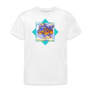 Sternzeichen - Fische - Kinder T-Shirt