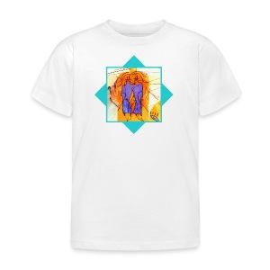 Sternzeichen - Zwillinge - Kinder T-Shirt