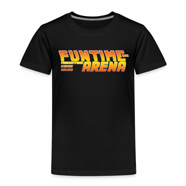 Kiddie-Shirt - Back to the FunTime Arena