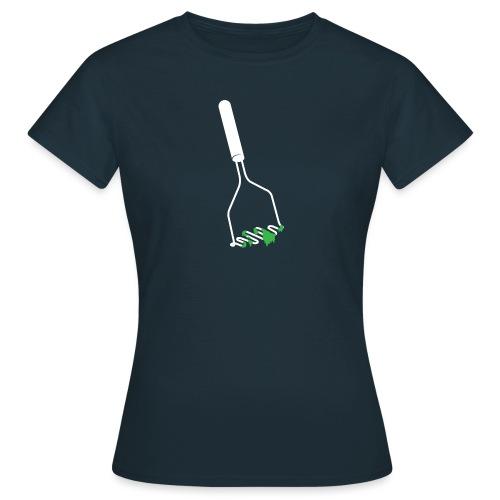Stamper vrouwen t-shirt - Vrouwen T-shirt