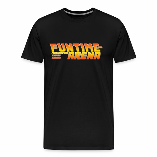 Shirt - Back to the FunTime Arena - Männer Premium T-Shirt