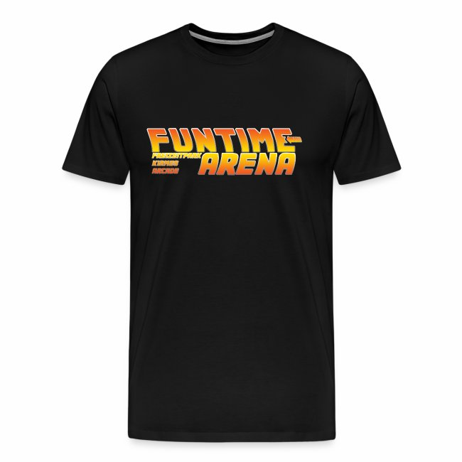Shirt - Back to the FunTime Arena