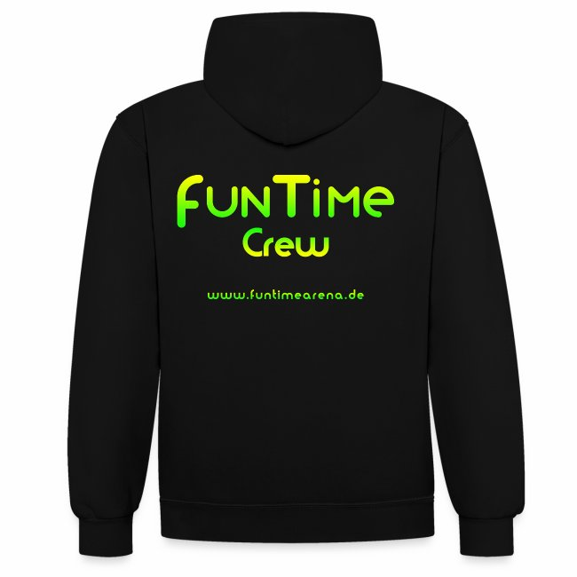 Hoodie - FunTime Crew