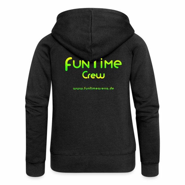 Jacke-Girlie FunTime Crew