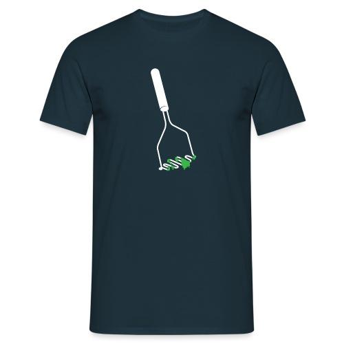 Stamper mannen t-shirt - Mannen T-shirt