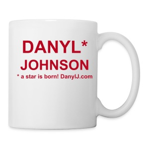 Danyl Johnson Mug - Mug