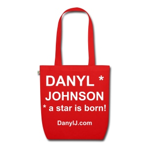 Danyl Johnson Bumper Sticker - EarthPositive Tote Bag