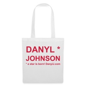 Danyl Johnson Bumper Sticker - Tote Bag