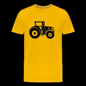 Traktor Shirt - Männer Premium T-Shirt