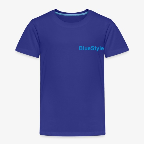 BlueStyle T Shirt - Kinder Premium T-Shirt