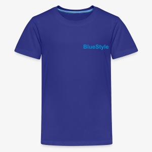 BlueStyle T Shirt - Teenager Premium T-Shirt