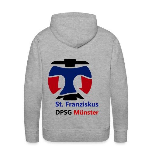 St. Franziskus Kaputzenpulli - Männer Premium Hoodie