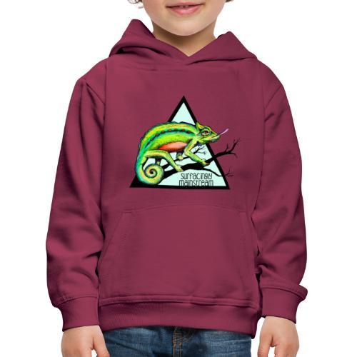 Premium Hoodie - Chamäleon (Kiddies) - Kinder Premium Hoodie