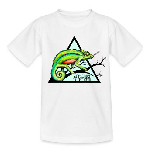 Shirt – Chamäleon (Teenies) - Teenager T-Shirt