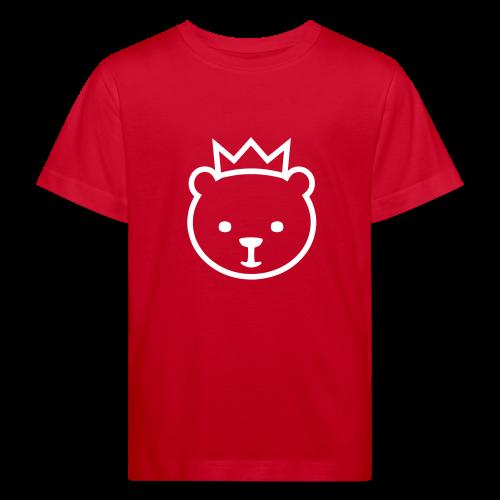 Berliner Bär - Kinder Bio-T-Shirt