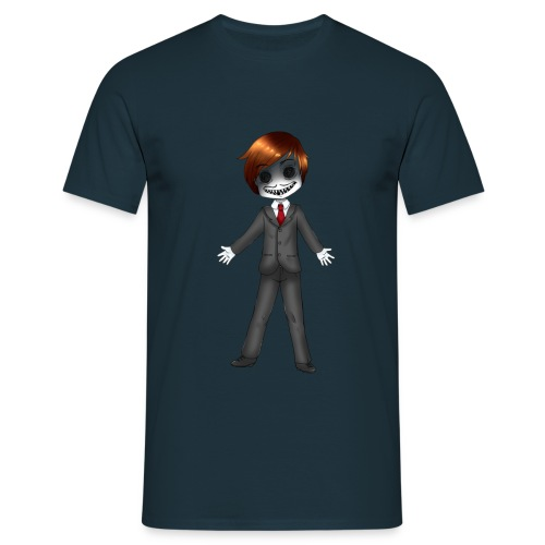 Psycho Markustery für Männer - Männer T-Shirt
