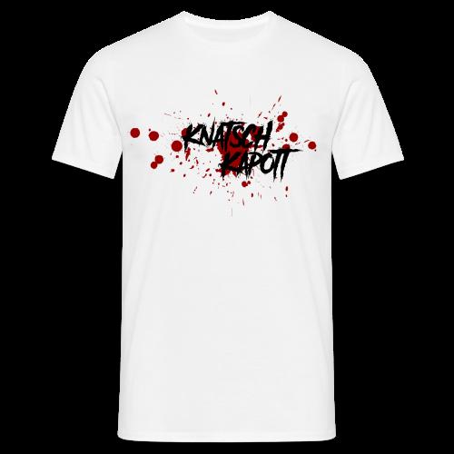 KnatschKapott_W - Männer T-Shirt