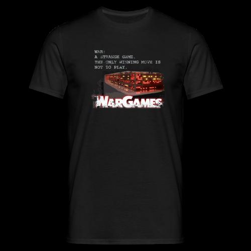 StrangeGames - Männer T-Shirt