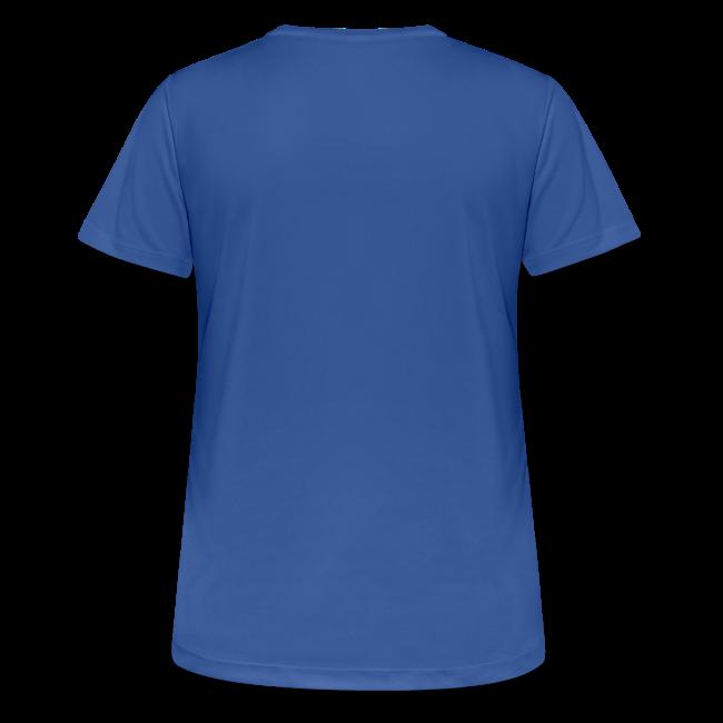 Volleybalkoningin T-shirt ademend