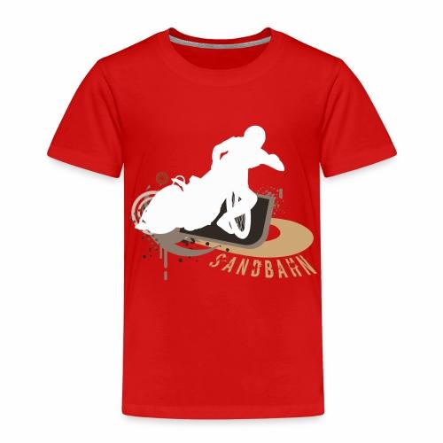 Sandbahn T-Shirt Kinder - Kinder Premium T-Shirt