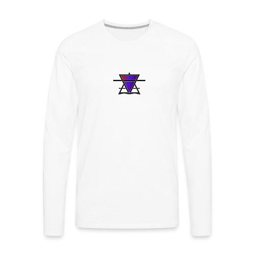 Long Sleave Anson  - T-shirt manches longues Premium Homme