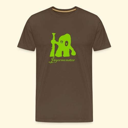 Jägermonster-Shirt Jägermonster *NEU* - Männer Premium T-Shirt