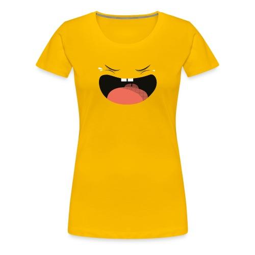LOL-Female - Women's Premium T-Shirt