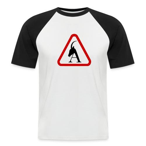 Shirt - Männer Baseball-T-Shirt