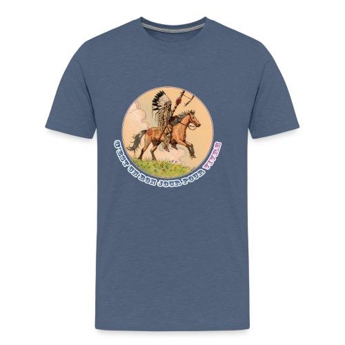 C'est un beau jour pour vivre 2 - T-shirt Premium Homme