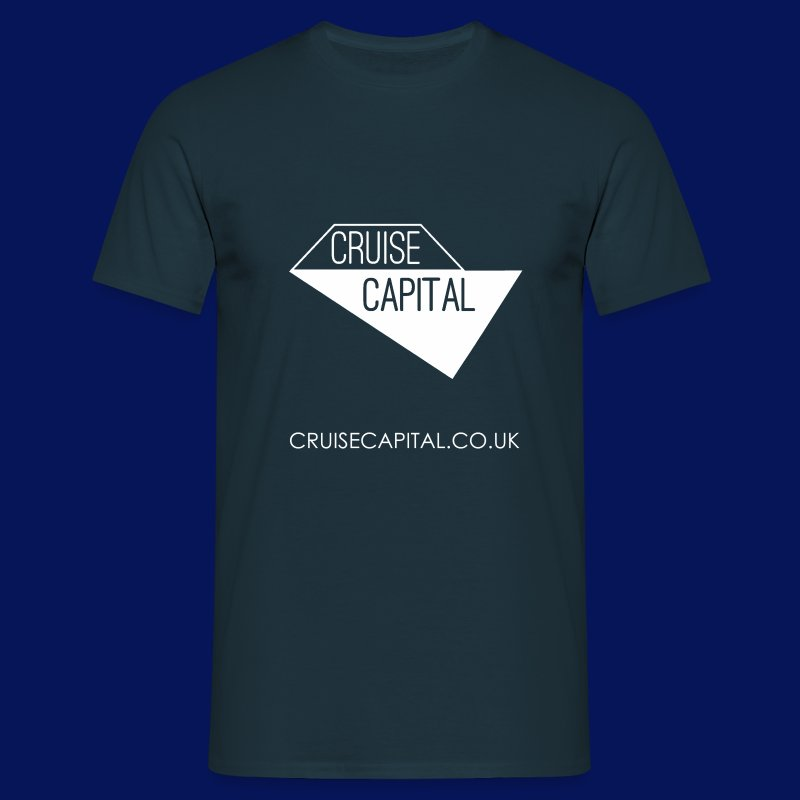 Cruise Capital T-Shirt - Men's T-Shirt