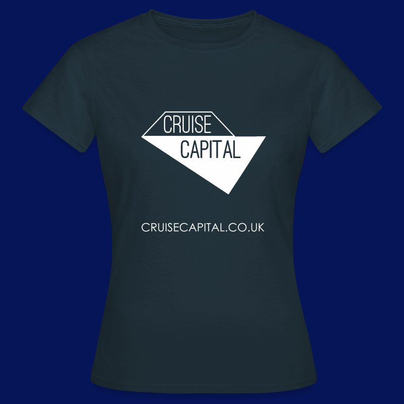 Cruise Capital T-shirt - Women's T-Shirt