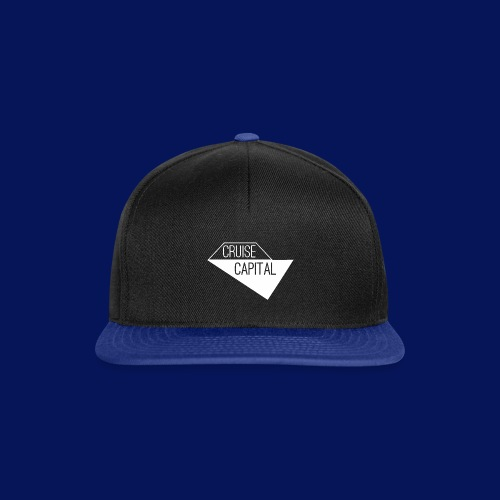 Cruise Capital Cap - Snapback Cap