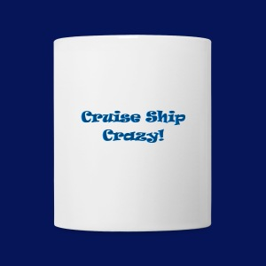 'Cruise Ship Crazy' Mug - Mug