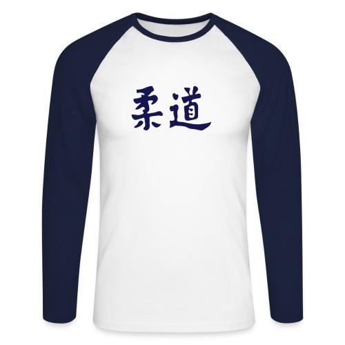 Tee-Shirt Homme - T-shirt baseball manches longues Homme