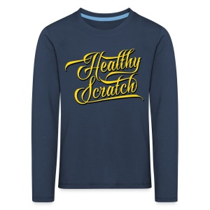 Healthy Scratch Children's Long Sleeve T-Shirt - Kids' Premium Longsleeve Shirt