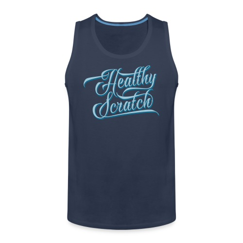 Healthy Scratch Men's Vest Top - Men's Premium Tank Top
