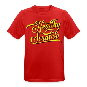 Healthy Scratch Men's Breathable T-Shirt - Men's Breathable T-Shirt
