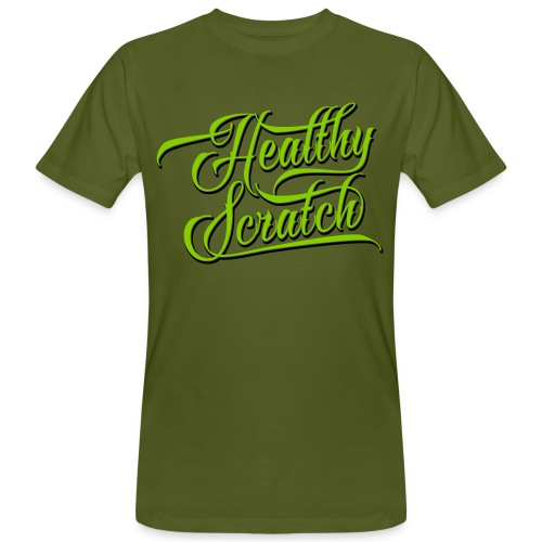 Healthy Scratch Men's Organic T-Shirt - Men's Organic T-Shirt