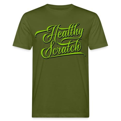 Healthy Scratch Men's Organic T-Shirt - Men's Organic T-Shirt
