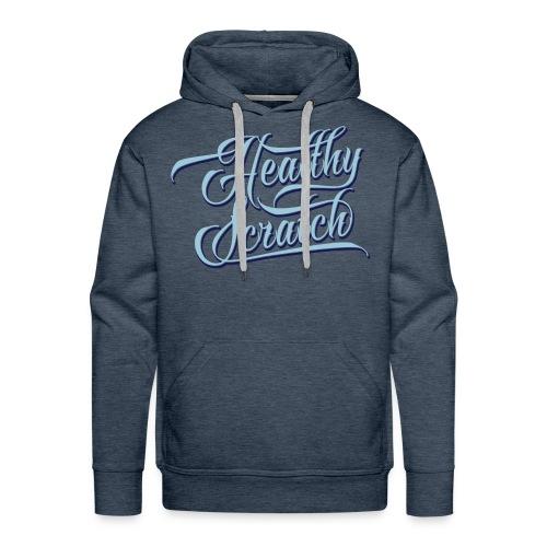 Healthy Scratch Men's Hoodie - Men's Premium Hoodie