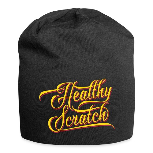 Healthy Scratch Relaxed Beanie Hat - Jersey Beanie