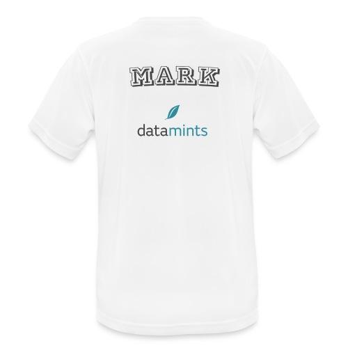 Mark - Männer T-Shirt atmungsaktiv