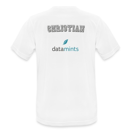 Christian - Männer T-Shirt atmungsaktiv