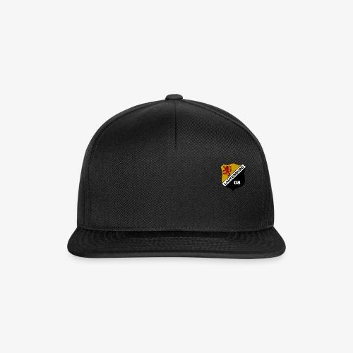Cap Black Logo rechts - Snapback Cap