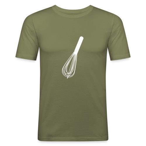 Garde mannen slimfit - slim fit T-shirt