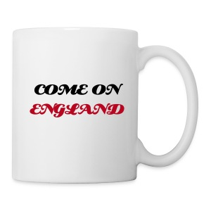 Come on England Mug - Mug