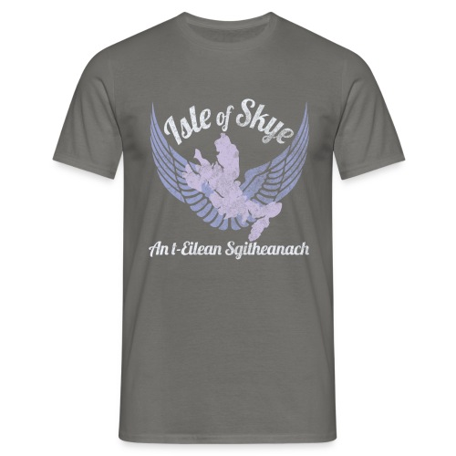 Isle of Skye Winged Isle Tee - Men's T-Shirt