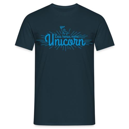 Unicorn man - Herre-T-shirt