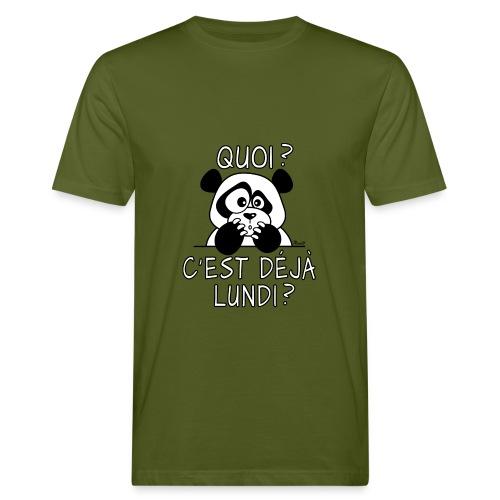 Panda Quoi? C'est déjà Lundi?