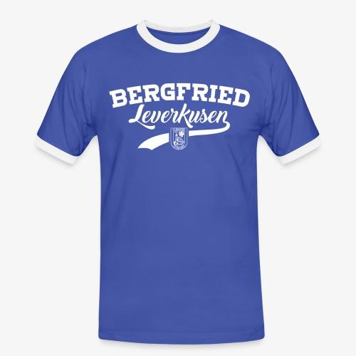 Retro Shirt - Männer Kontrast-T-Shirt